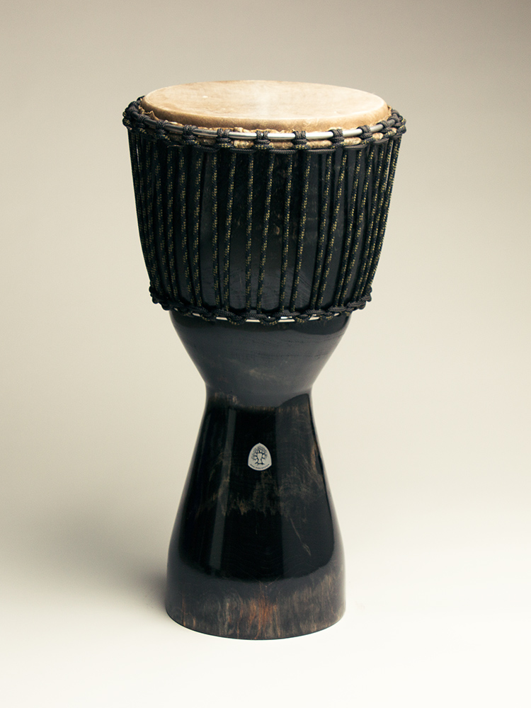 Djembe #201, 13″, Birch from Haaga, Helsinki
