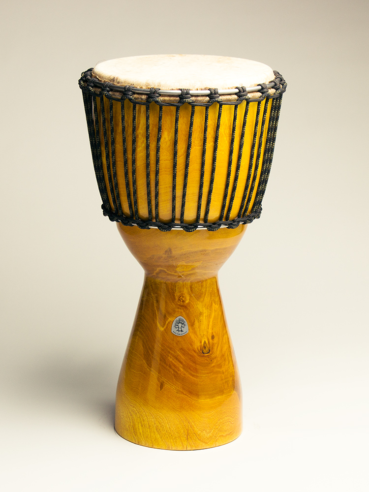 "Djembe #202, 13"", Birch from Haaga, Helsinki"