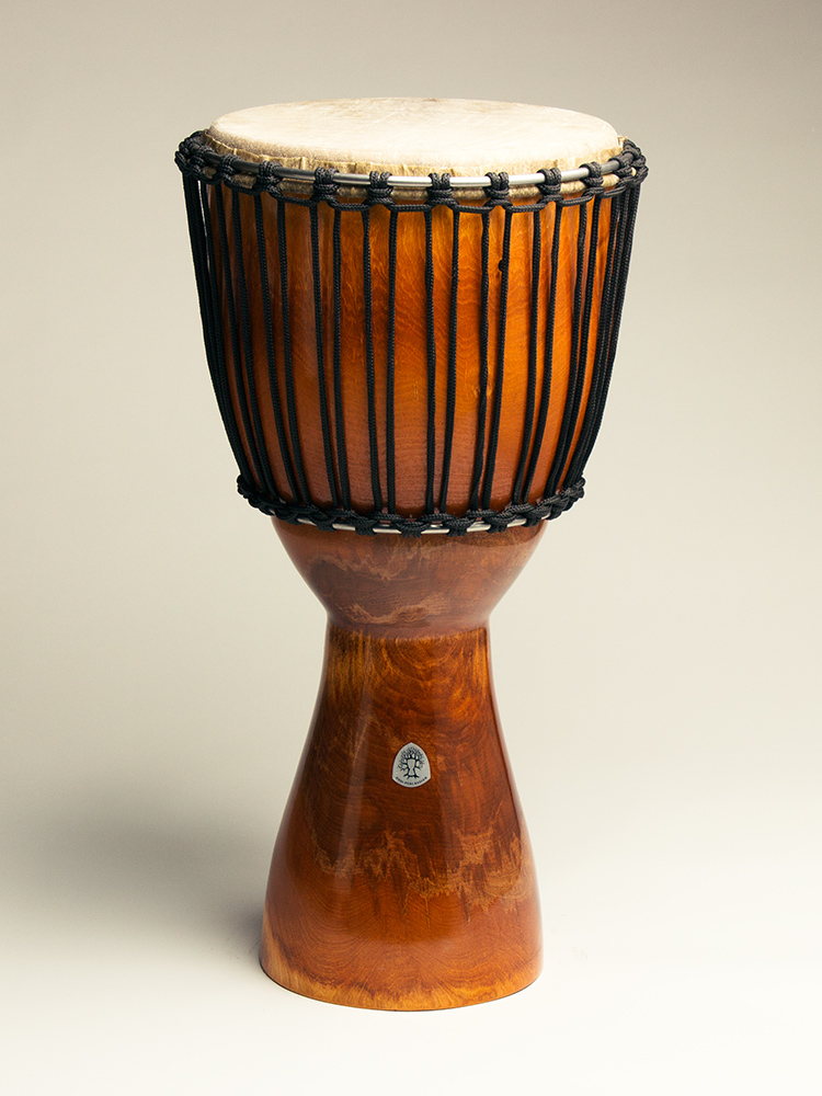 "Djembe #203, 13"", Birch from Haaga, Helsinki"